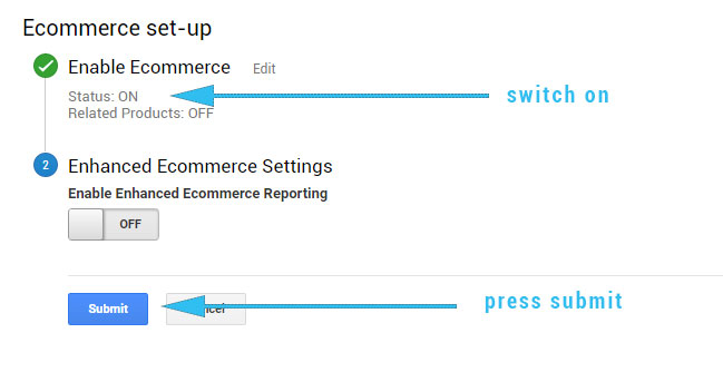 ecommerce-setup-google-analytics