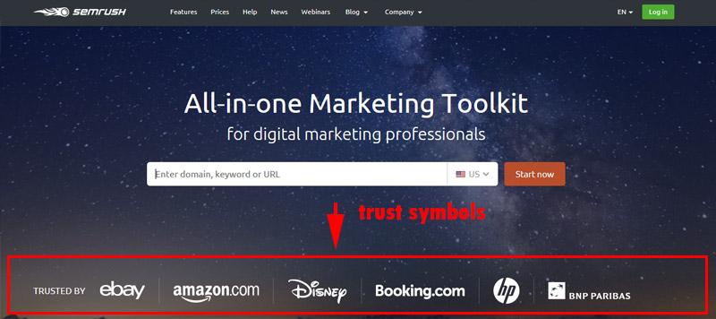 website-trust-indicators